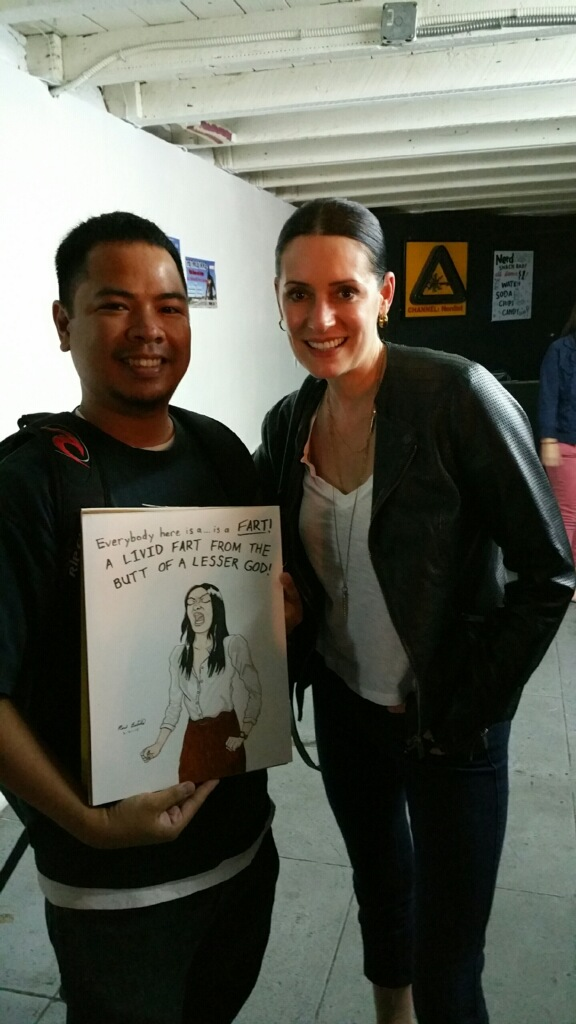 Harmontown Paget Brewster